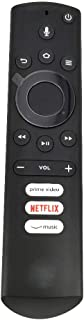 New Replacement Voice Remote with Alexa for Fire TV Edition Compatible with 2017 for Element for Westinghouse for EL4KAMZ4317 WA43UFT1001 43GSR4100KN WA65UFT1001