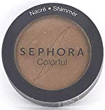 Highly pigmented, long-lasting, exclusive shadow that reinvents color intensity Applies smoothly and lasts for hours. Shimmery shade, full size Sephora is good value among the high-end brands (quality/ price)