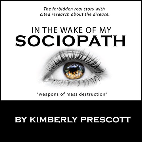 In the Wake of My Sociopath audiobook cover art