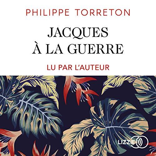 Jacques à la guerre audiobook cover art