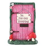 from Then to Now Puerta de Hadas mágico Shh Fairies Saco de Dormir con Setas y Flores