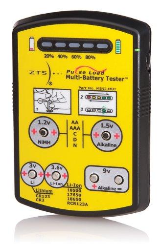 ZTS Multi Battery Tester Mini ZTS Mini