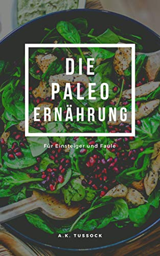 Paleo Ernährung für Einsteiger und Faule: Eine Kurzeinführung in die Grundprinzipien der Steinzeit-Diät. Glutenfrei, low carb, clean eating – bunt und gesund.