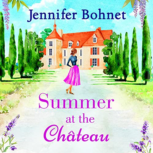 Summer at the Château cover art