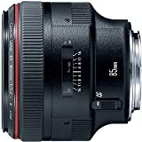 Canon EF 85mm f1.2L II USM Lens for Canon DSLR Cameras - Fixed (Renewed)