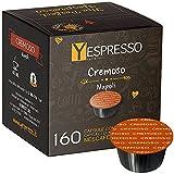 Capsulas Nescafè dolce gusto compatible (CREMOSO, 160 cápsulas)