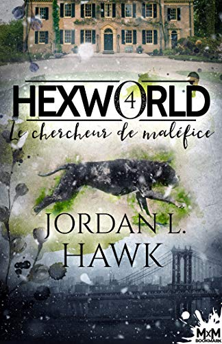 HAWK Jordan - Hexworld tome 4 : le chercheur de maléfices 51M80EzZzQL