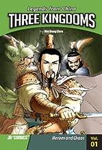 Three Kingdoms 01: Heros and Chaos (Legends from China: Three Kingdoms)