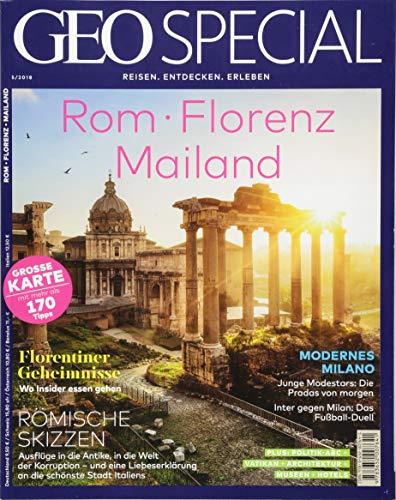 GEO Special / GEO Special 05/2018 - Rom, Florenz, Mailand