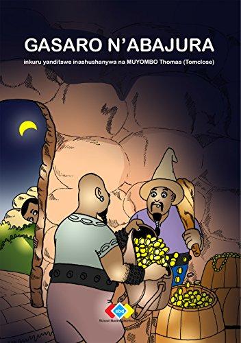 Gasaro n'abajura (Kinyarwanda) (English Edition)