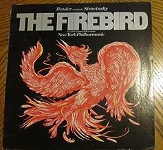 Boulez Conducts Stravinsky the Firebird New York Philharmonic Vinyl