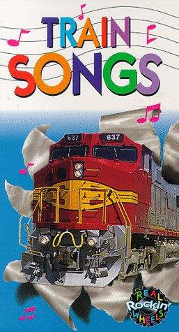 Real Rockin Wheels: Train Songs [VHS]