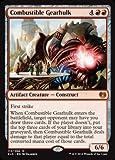 Magic The Gathering - Combustible Gearhulk (112/264) - Kaladesh - Foil