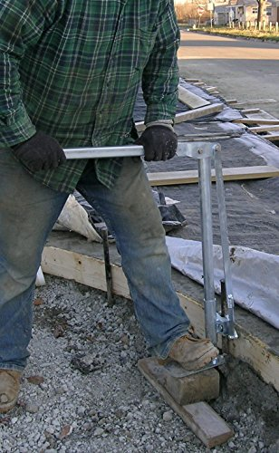 Construction Accessories, Inc. - JACKJAW 200 - JJ0200 Concrete Form Stake Puller