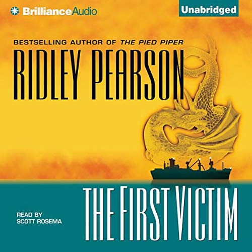 The First Victim                   By:                                                                                                                                 Ridley Pearson                               Narrated by:                                                                                                                                 Scott Rosema                      Length: 9 hrs and 52 mins     36 ratings     Overall 3.4