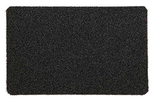 Coryl Arctic Teppich, Anthrazit, 80 x 50 cm