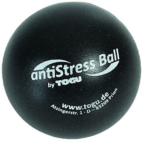 Togu Anti-Stress-Ball, Rot, Unisex, Schwarz, Nicht zutreffend