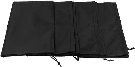 Aofocy 24 Bolsillos para Colgar Sujetador Ropa Interior Zapatos Calcetines Bolsa de Almacenamiento Puerta Colgante de Pared Armario Bolsa de Almacenamiento