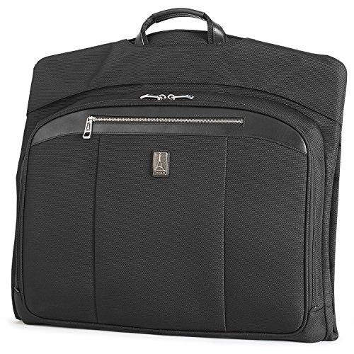 Travelpro Platinum Magna 2-Bi-Fold Valet Garment Bag, Black, 17-Inch