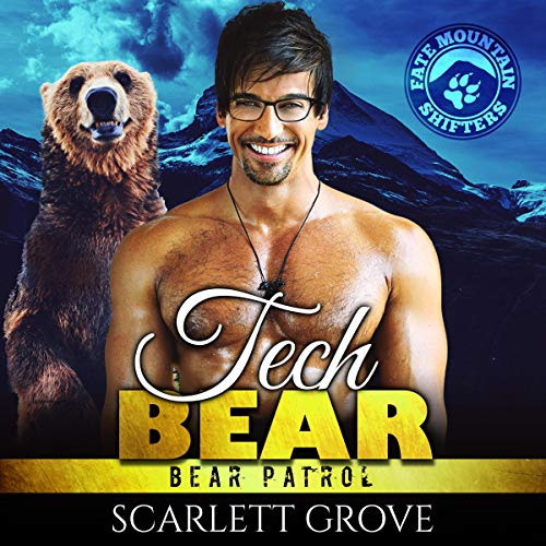 Tech Bear audiobook cover art