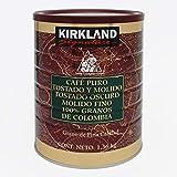 kirkland signature cafe molido colombiano 100%1.36 KG