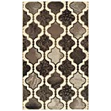 """QUALITY MATERIALS: Crafted from 100% Polypropylene; jute backing; 0.31"""" rug thickness; meant for indoor use; highly durable; rug can fit under most doors; ideal for high-traffic areas; perfect for homes with children and pets; OEKO-TEX certified ASSO..."""