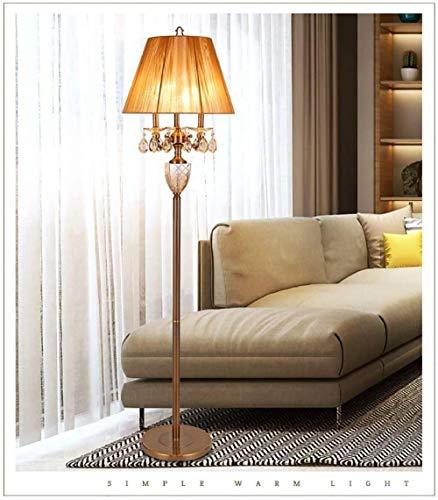 NA Gel Nail Lámpara de Escritorio Lámpara de Mesa Luz Dormitorio Tela de champán Mesita de Noche Lámpara de Escritorio-lámpara de pie Sala de Estar Simple Lámpara