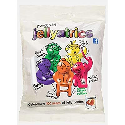 jellyatrics jelly babies novelty retirement 50th 60th 70th birthday fun gift (jellyatrics jelly baby sweets, 1) Jellyatrics Jelly Babies Novelty Retirement 50th 60th 70th Birthday Fun Gift (Jellyatrics jelly baby sweets, 1) 51M87N PULL