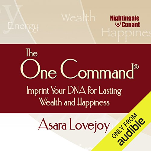 The One Command audiobook cover art