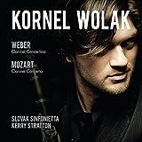 Mozart Clarinet Concerto Recording