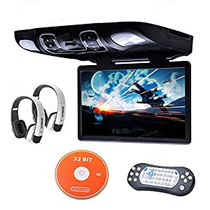 XTRONS 15.6 inch HD Digital Widescreen Car