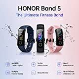 Zoom IMG-1 honor band 5 smartwatch activity
