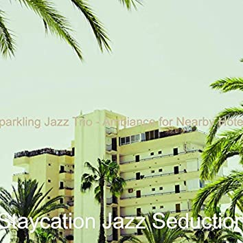 Sparkling Jazz Trio - Ambiance for Nearby Hotels