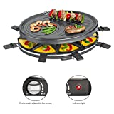 Zoom IMG-2 clatronic rg 3517 raclette grill