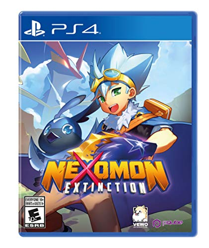 Nexomon Extinction for PlayStation 4 [USA]