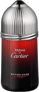 Cartier Pasha Edition Noire Sport Eau de Toilette for Men 50ml