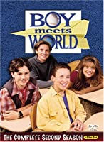 Boy Meets World: Complete Second Season [DVD]