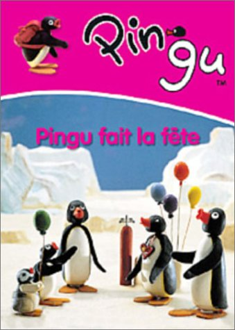 Pingu - Vol. 3 - Pingu fait la fête [Francia] [DVD]