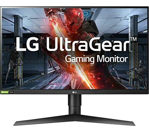 """LG 27GL850-B 27"""" IPS QHD 144Hz Gsync 1ms MM HDMI DP"""