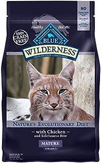 ブルー ウィルダネス シニア猫用・チキン/シニア・チキン 0.91kg