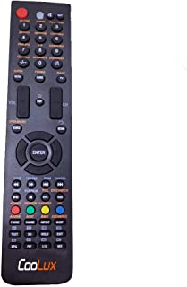 Coolux Brand Universal Remote Control for Most Brand LED/LCD HD 3D TVs with Multi-Language Operating Instructions