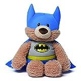 Product Image of the Gund 4048557 DC Comics Malone as Batman Stuffed Animal Plush