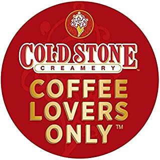 COLD STONE CREAMERY COFFEE LOVERS COFFEE SINGLE SERVE 2.0 COMPATIBLE - 18 Count