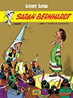 Sarah Bernhardt tome 19 de Morris