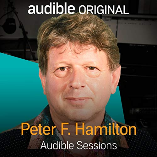 Peter F. Hamilton Audiobook By Holly Newson cover art