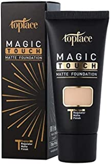 TopFace Magic Touch Matte Foundation No 7
