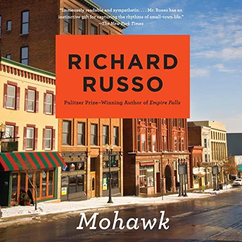 Mohawk audiobook cover art