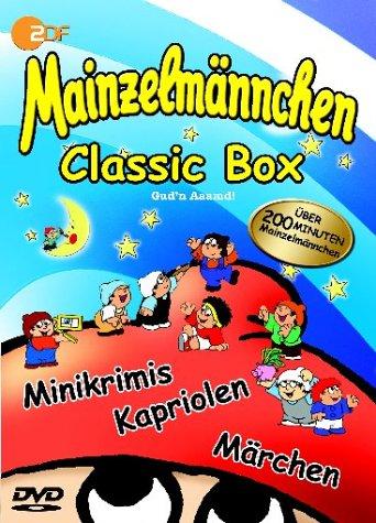 Mainzelmännchen - Classic Box