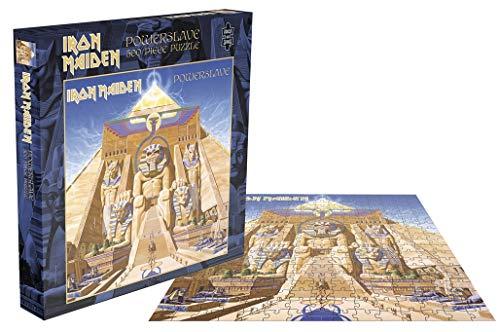 Y-fodoro Rompecabezas de Iron Maiden Kids Intelligence Brain Iq Juegos de Desarrollo 1000 Piezas Adult Art Cartoon Cartoon Wooden Puzzle