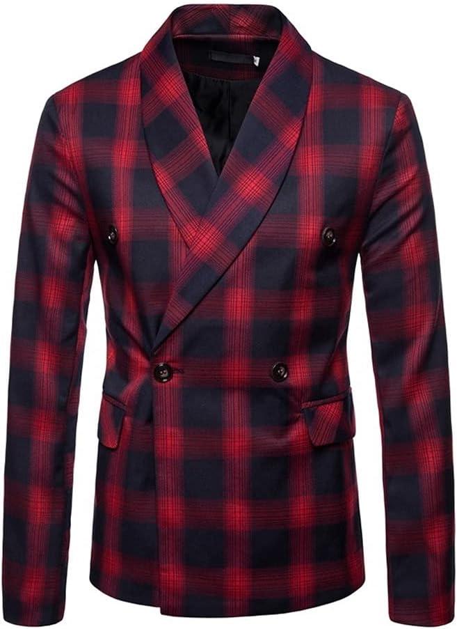 ZSQAW Men Blazer Slim Fit Men's Mail order Autumn Suit Gentlema Branded goods Fashionable
